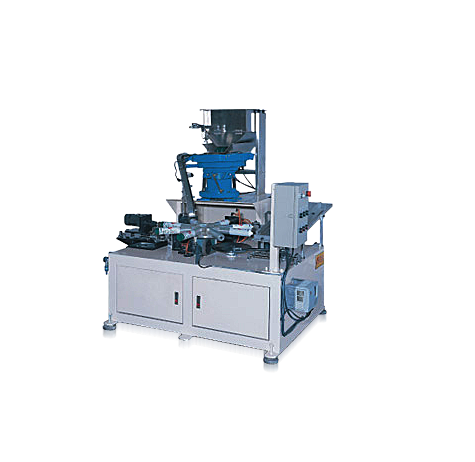 Automatic Drilling & Capping Machine