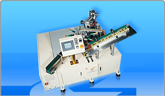Automatic Cutting & Al. Foiling Sealing M/C